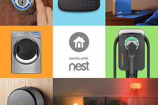 nest announces more third party support as works with nest. Black Bedroom Furniture Sets. Home Design Ideas