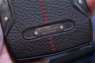 tonino lamborghini 88 tauri hands on with the 6 000 stainless steel and leather smartphone image 12