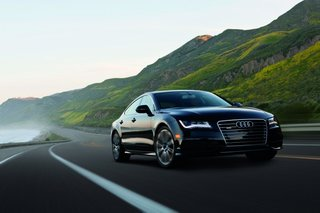 Audi self-driving A7 'production ready' after 550-mile drive to CES in Las Vegas