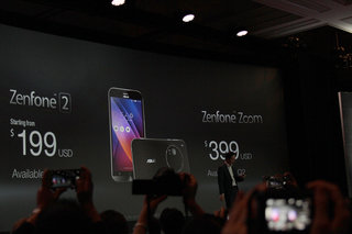 Asus ZenFone Zoom announced with 3x optical zoom camera