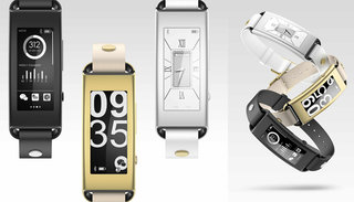 Lenovo Vibe Band VB10 announced with E Ink display