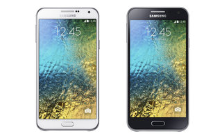 No Samsung Galaxy S6 at CES 2015 but we did get the new E7 and E5