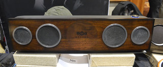 House of Marley One Foundation AirPlay 'Premium Digital Audio System' pictures and hands-on