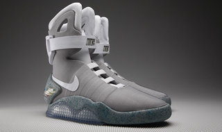 Nike MAG Power Laces from Back to the Future Part II are coming this year
