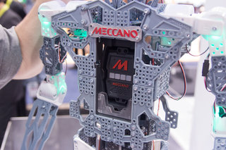 number 5 is alive meccano meccanoid is a build your own robot image 5