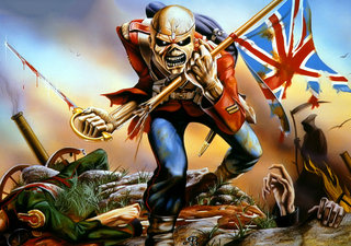 Iron Maiden and Onkyo join forces for new audio venture, Maiden Audio