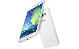 Samsung's metal Galaxy A7 is its thinnest yet at 6.3mm, and it's packing octa-core brains