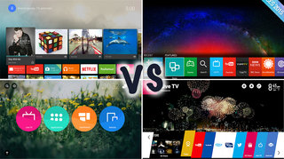 Android TV vs Samsung Tizen vs Firefox OS vs LG webOS: What's the difference?