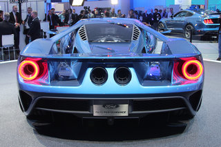 ford gt the 200k 200mph production supercar surprise hands on  image 21