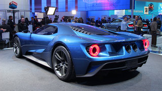 ford gt the 200k 200mph production supercar surprise hands on  image 3
