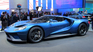 ford gt the 200k 200mph production supercar surprise hands on  image 4