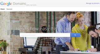 Google's domain registration service goes live in the US, will expand to more countries soon
