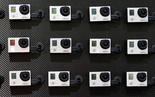 Watch out GoPro, Apple has plans for its own action camera