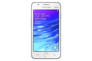 samsung z1 is the company's latest tizen os powered smartphone image 2