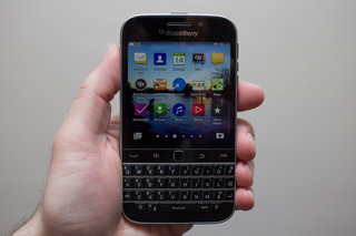 BlackBerry Classic review: Timeless, or stuck in the past?