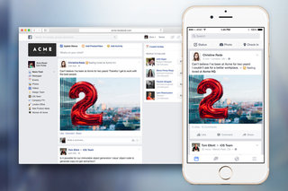 What is Facebook at Work and how does it work?