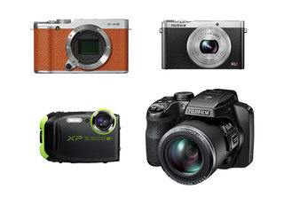 Fujifilm announces new X-A2, XQ2 and FinePix cameras
