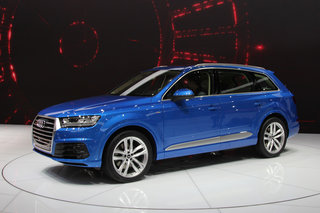 Audi Q7: Awesome tech meets awkward design (hands-on)