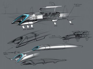 Elon Musk's Hyperloop able to do London to Edinburgh run in 30 minutes