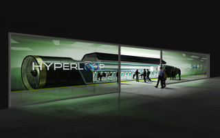 What is Elon Musk's 700mph Hyperloop? The subsonic train explained