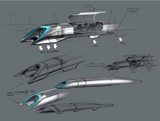what is hyperloop the 700mph subsonic train explained image 2