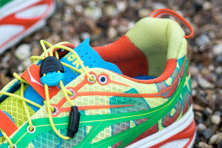 first run hoka one one huaka running shoes review more cushioning than your sofa image 5