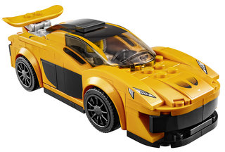 You can finally own a McLaren P1... a Lego one