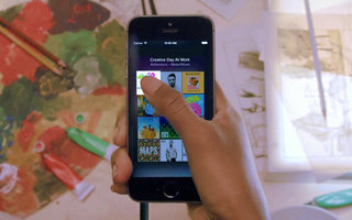 What is Spotify Touch Preview and will it work on my iPhone or Android phone?
