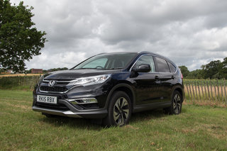 honda cr v 2015 review image 1