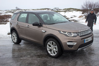 land rover discovery sport 2015 first drive all terrain with all the comforts image 26
