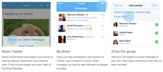 twitter takes on whatsapp new group messaging and video features explained image 3
