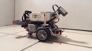 Robot-body upgrade anyone? A worm has had its mind put into a Lego robot