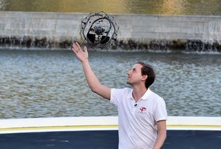 Drones for Good winner revealed: Gimball is a crash-proof drone perfect for search and rescue