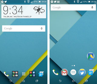 htc and android 5 0 how well has lollipop been integrated  image 4