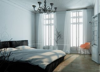 unreal engine 4 made this paris apartment look better than an ikea catalogue pocket lint. Black Bedroom Furniture Sets. Home Design Ideas