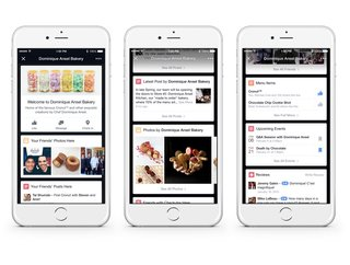 Place tips is Facebook's new card-like feature that adds location-based info to News Feed
