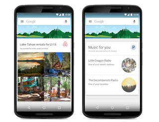 Google Now for Android adds cards from over 40 third-party apps like Pandora and Lyft