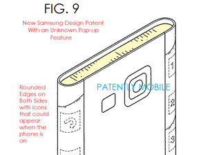 Samsung Galaxy S Edge could have curved displays on both sides