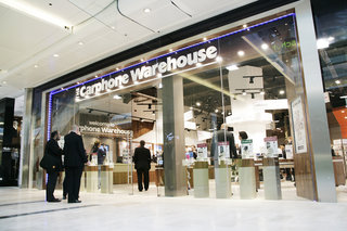 Carphone Warehouse launching its own new network with Three
