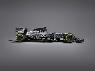The cars of Formula 1 2015, in pictures