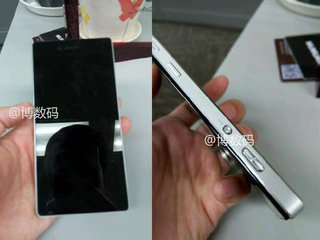 Clear photos of Lenovo Vibe Z3 Pro with Snapdragon 810 and 4GB of RAM leak