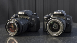 Canon EOS 750D and 760D: Similar features, different designs, more choice (hands-on)