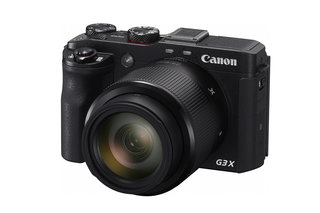 Canon PowerShot G3 X superzoom incoming: 1-inch sensor, 25x optical zoom compact teased