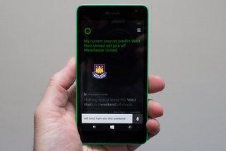 Cortana brings Premier League predictions straight to your Windows Phone