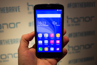 Honor Holly: Decent specs for under £100 (hands-on)