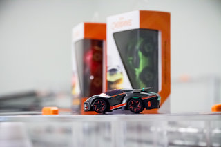 Anki Overdrive is the robot car game that every kid will want, young and old
