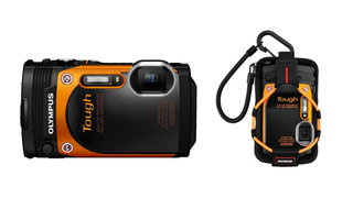 Olympus Tough TG-860 may be the hardiest waterproof camera yet, and it's gunning for GoPro