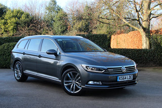 Volkswagen Passat (2015) first drive: Shedding its dull image