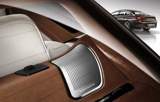 New BMW 6 Series now comes loaded with B&O's 16-channel surround sound system