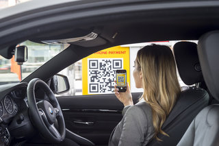 Pay by PayPal at the pump: Shell garages accept mobile payments without leaving your car